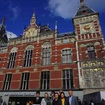 アムステルダム~勇気…