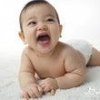 赤ちゃんにふれること…