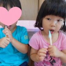 うさぎ組☆歯磨き
