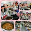 韓国料理でアジュンマ…