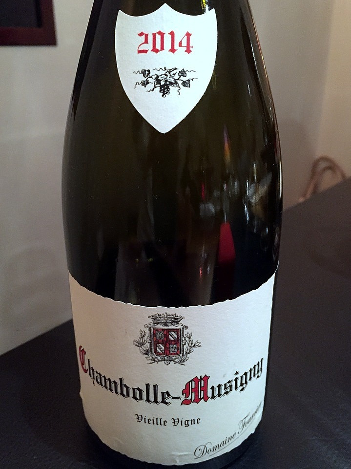 Fourrier  Chambolle-Musigny