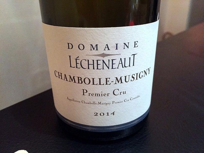 Lecheneaut  Chambolle-Musigny