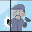 窓用防犯アラーム【ガ…