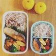不調続き…今日のお弁…
