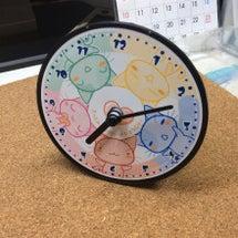 時計がいっぱい(笑)