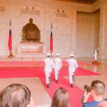 台湾旅行 中正記念堂…