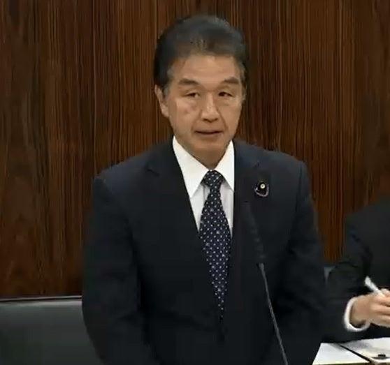 参議院文教科学委員長初仕事