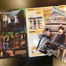 雑誌 movemen…