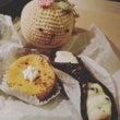 チーズケーキとカノー…