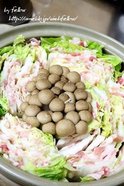 白菜と豚バラ鍋セット
