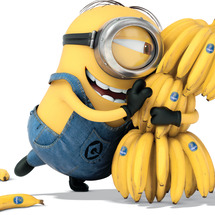 夜バナナ???