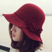 秋冬の帽子は何?や…