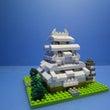 スロープで姫路城