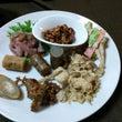 牛蒡の料理教室