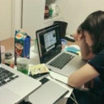 Adobe合宿(一夜…