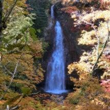紅葉巡り・七滝から松…