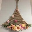 桐飾りの花装飾