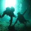 青の洞窟体験ダイビン…