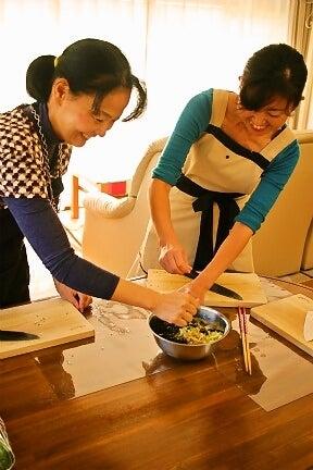 柏オーガニック料理教室 ひねりごま ナムル