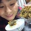 小松菜うどんを食べて…