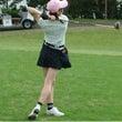 ゴルフの憧れ。生田衣…