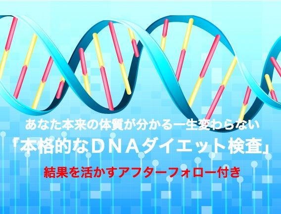 DNAダイエット検査4