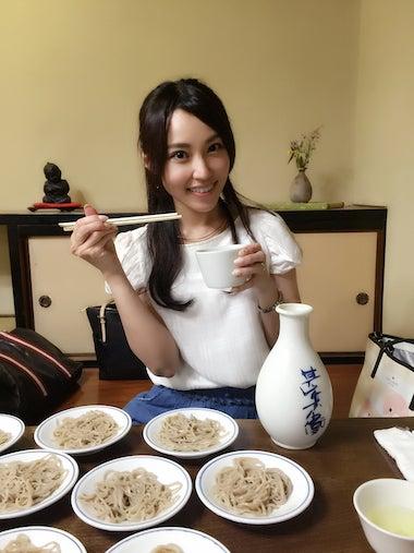 中川祐子オフィシャルブログ「中川祐子の美tenki生活」Powered by Ameba出石そば〜♡コメント