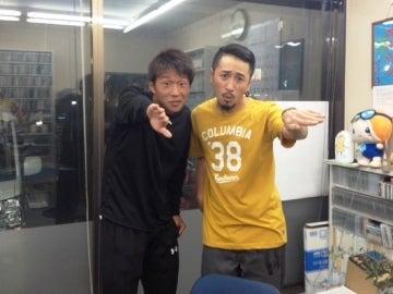 いわきFC 背番号32番 植田裕史(MF)&ナシモン