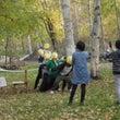 秋の癒しの森・・2日…