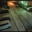 とうとう初雪が降りま…