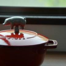 ストウブ豚さんノブと…