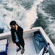 東京湾で!!!