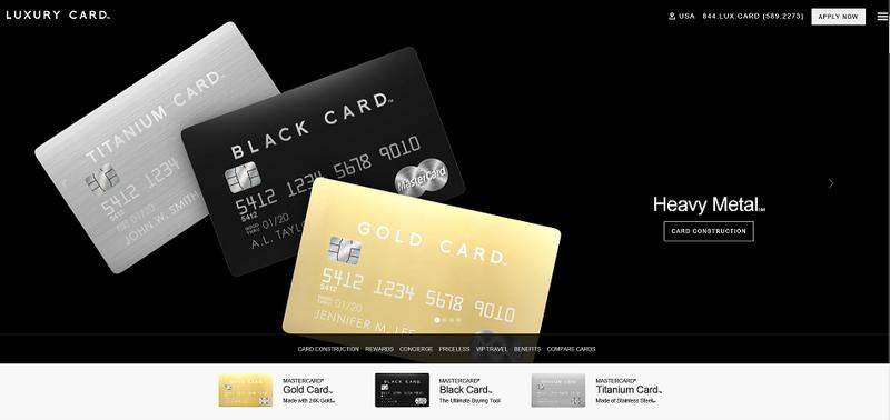 luxury card 201610 2