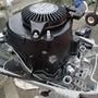 水没エンジンの修理