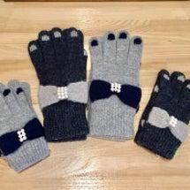 ホカホカ手袋