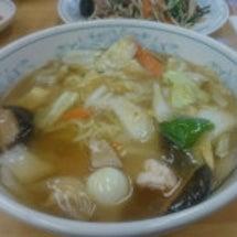 餃子の満州にて、餃子…