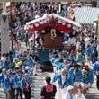 坂八幡神社の多彩な寄…