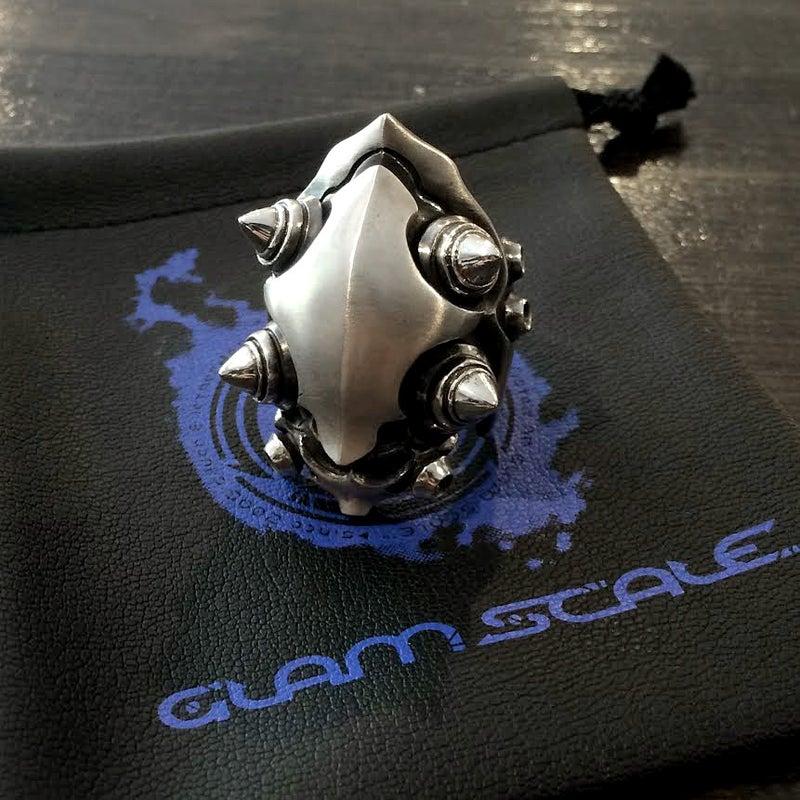 GLAM SCALE グラムスケイル LR-005 シルバーギークス