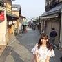 清水寺で、ぐっすり♡
