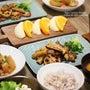 【献立】根菜と豚肉の…