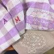 「刺繍のセミオーダー…