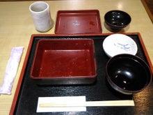寿平(鰻重 並 完食)