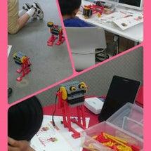ロボット教室の時間