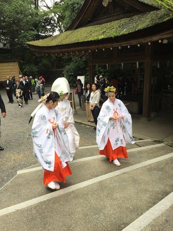 大神神社花嫁行列1009