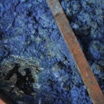 貴州省 藍染めのある…