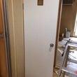 トイレのドア完成