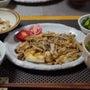 バター醤油の豆腐ステ…