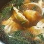 スープ餃子に挑戦♪