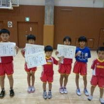 小学生の試合