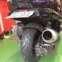 タイヤ交換  4D9